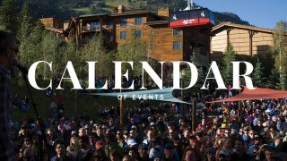 Jackson Hole 2015 Community Events Calendar